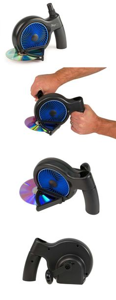 Disc Repair and Disc Cleaning: Dvd Cd Repair Machine Kit Disk Cleaner Scratch Remover Skipping Cleaning Xbox -> BUY IT NOW ONLY: $44.78 on eBay!