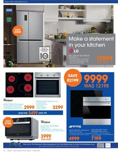 Dion Wired : Gear Up For The Holidays March - 4 April page 14 March 4, Microwave, Kitchen Appliances, Holidays, Diy Kitchen Appliances, Microwave Oven, Home Appliances, Holidays Events