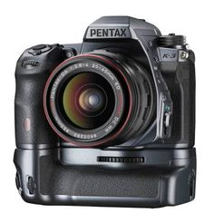Pentax K-3 collector