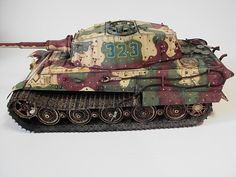 late war king tiger