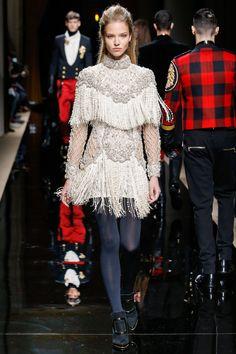 Fall 2016 Menswear by Balmain