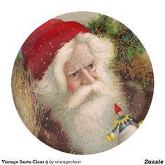 Vintage Santa Claus 9