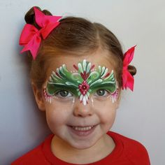 Sugar plum fairy crown by fanciful facepainting