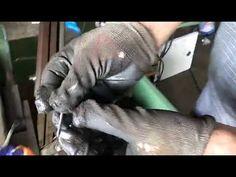 Screw nail making machine Machine Video, Making Machine, Nails, Finger Nails, Ongles, Nail, Manicures