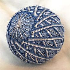 Wedgewood Temari Ball
