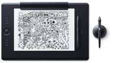 Wacom Intuos Pro Paper: creative pen tablet   Wacom