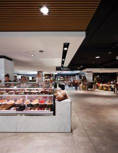 Westfield Chatswood Fresh Food Market Renovation by Westfield Design and Construction