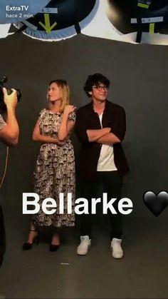 #The100SDCC 2017 Bellarke- Bob and Eliza