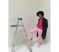 Luka Sabbat style instagram fashion week interview