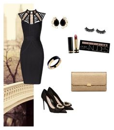 Untitled #1 by cmarula0 on Polyvore featuring polyvore, fashion, style, Posh Girl, Miu Miu, Lodis, Marni, Bounkit, Charlotte Russe, Gucci and clothing