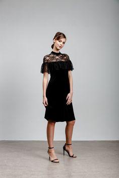 Yellow Cat, Cold Shoulder Dress, Dresses, Fashion, Vestidos, Moda, Fashion Styles, Dress, Fashion Illustrations