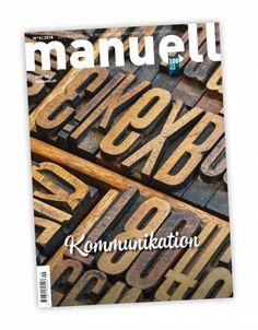 Magazin manuell Ausgabe September 2018 - Verlag manuell GmbH