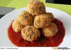 Šmakounovy pikantní kuličky Tofu, Tempeh, Baked Potato, Muffin, Paleo, Potatoes, Vegetarian, Baking, Breakfast