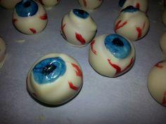 Peanut butter eyeball