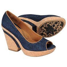 Women's Sofft Olivia Dark Blue Shoes.com