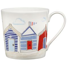 oh our new mugs, along with the seagulls and boats one.. nice to have a decent bucket of tea!