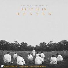 Asbury professor, Josh Overbay, will screen his new film, As It Is In Heaven, at this year's Highbridge Film Festival!