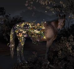 "Saatchi Online Artist Ysabel LeMay; Digital, ""RENAISSANCE"" #art"