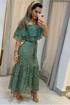 Modest Dresses, Stylish Dresses, Casual Dresses, Curvy Outfits, Chic Outfits, Fashion Outfits, Stylish Tops For Women, Diy Summer Clothes, Latest African Fashion Dresses