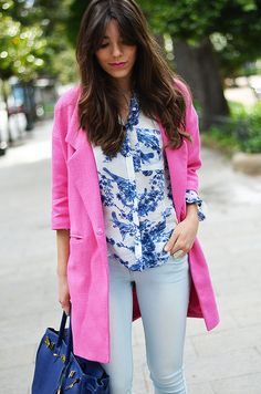 Sweet Pink ( Jeans & Totes ) with Carla Estévez Marcos