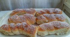 blog di cucina con tantissime ricette golose testate personalmente Ensaymada, Hot Dog Buns, Doughnut, Buffet, Easy Meals, Bread, Sweet, Desserts, Recipes