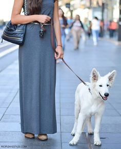 Street style fashion by peopleandstyles.com