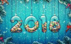WALLPAPERS HD: Happy New Year