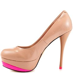 Vitaa - Blush Pink Patent Blink