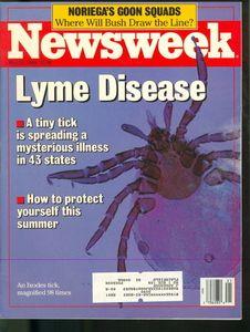 newsweek cover lymes disease - Bing Images