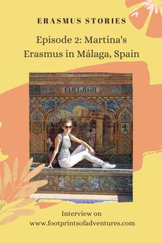 Do you want to spend your Erasmus in a sunny and friendly city? Then Málaga, Spain's southermost city, is the right pick for you! Read Martina's interview on her experience as an Erasmus student in MPlaza de la Constitución, Málaga Wasting Time, Valencia, Martini, In The Heights, Spain, Activities, City, Blog, Amazing