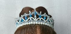 Crystal Pearl Crown - Tutorials on Making a Bridal Crown