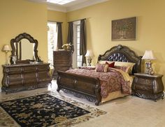 Pulaski Birkhaven Bedroom Collection