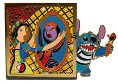 Need- Stitch as Picasso Snow White Evil Queen (I've been looking at this one for a while.)