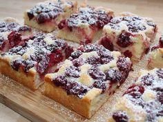 Fruit Recipes, Sweet Recipes, Dessert Recipes, Cooking Recipes, Hungarian Desserts, Hungarian Recipes, Summer Desserts, Healthy Desserts, Baking Muffins