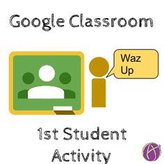 Google Classroom: What do Kids do First? from Alice Keeler  #gafe #googleedu #edtech