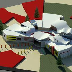 پروژهطراحی مهد کودک با تمامی مدارک فنی -وب سایت معماری نوین آرچ-