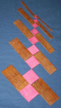 Scala marrone e torre rosa estensioni torre-e-scala18