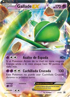 Gallade-EX
