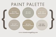 neutral paint colors - - eastmeetssouthblog.blogspot.com