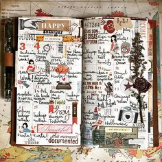 #october #travelersnotebook #midori #midoritravelersnotebook #journal #journaling #planner #ephemera #stationery #stamp #stamps #stamping #washitape #letters #scrapbooking #waxseal #stickers #lettering #snailmail #mailart #plannerlove #plannercommunity