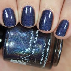 KBShimmer Claws And Effect   Winter 2015 Collection   Peachy Polish