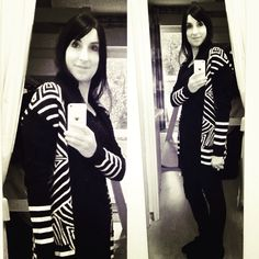Look black and white #lookbook #lookoftheday #blackandwhite #instablackandwhite #pullover #coachingimage #coach #coachingnutrition #forme #ligne #visualidentity #nutrition #communication #personnality #instaphoto #instablogger #bloggstyle #lifestyle #controledepoids #design #vintageic #instalike #instafallow #december #hiver2015 #collection2015 #winter #winterfashion