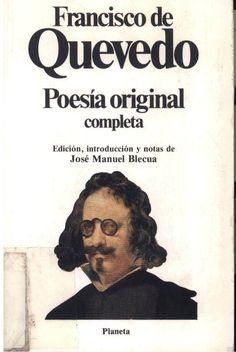 Francisco de Quevedo: Roma antigua y moderna; A Roma sepultada en sus ruinas; A una Roma pedigüeña, además