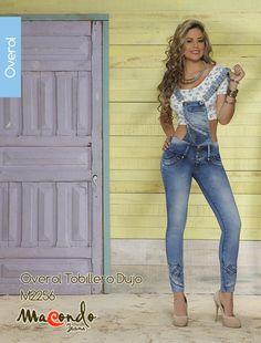 Te invitamos a conocer Macondo Jeans una marca para ti. Hazte inolvidable dejando la mejor impresión. Locales 1266g - 2344 - 2408