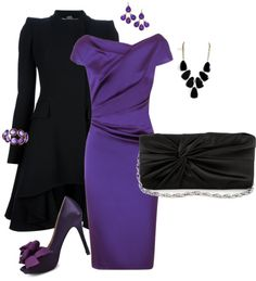 """""""Purple"""" by susy-adame on Polyvore"""