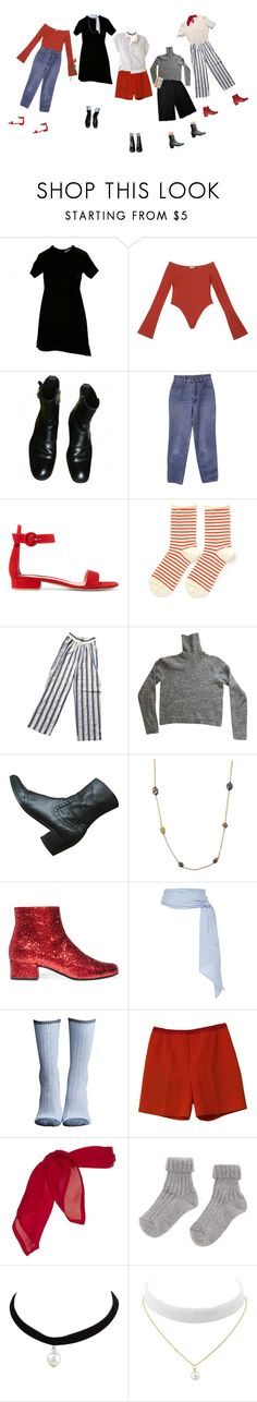 """Take A Walk"" by silentmoonchild ❤ liked on Polyvore featuring Sandro, Alix, Louis Vuitton, Retrò, Gianvito Rossi, Hansel from Basel, Paul & Joe, Jil Sander, Yossi Harari and Yves Saint Laurent"