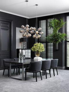 Hacer su hogar aún más de moda con una curated selección de las habitaciones de lujo y de cabina. Ver más inspiración y muebles de diseño aquí www.covethouse.eu