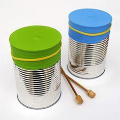 diy percussions