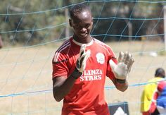 Ulinzi Stars goalkeeper James Saruni.
