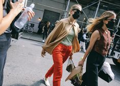 Phil Oh's Best Street Style at New York Fashion Week Spring 2022 | Vogue